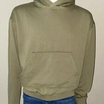 Urban Outfitters Pullover Hoodie Sweater Mens Size M Green Photo