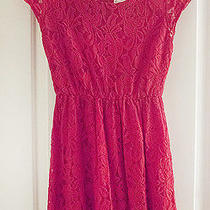 Urban Outfitters Red Dress Size Xs Photo