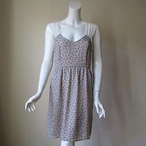 Urban Outfitters Reformed Floral Printed Babydoll Mini Dress 10 or M Photo