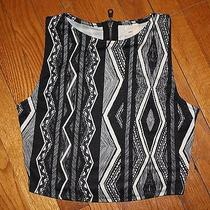 Urban Outfitters Silence and Noise Cropped Tank Top Size S Photo