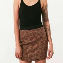 Urban Outfitters Silence  Noise Space Dyed Mini Stretch Skirt Size Small Nwt Photo