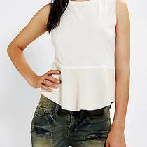 Urban Outfitters Silence & Noise Sport Drop-Waist Muscle Tee Xs Photo
