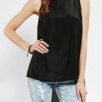 Urban Outfitters Sparkle & Fade Cape-Back Tank Top Xs Photo