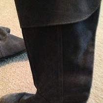 Urban Outfitters Suede Boots Photo