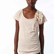 Urban Outfitters Threads for Thought Burnout Bow Tee Xs Photo