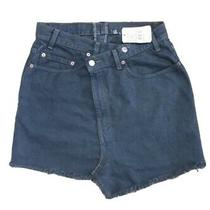 Urban Outfitters Vintage Urban Renewal Reworked Levis Denim Mini Skirt Bnwt Photo