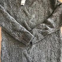 Urban Outfitters Womens Jonah Cozy Gray Sweater Size Small New With Tags Photo