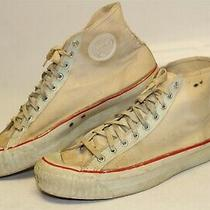 Us Keds Vintage 1960's Rare Basketball Sneakers High Top Sport Shoes Mens 12 Photo