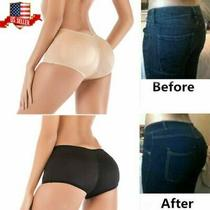 Us Women Push-Up Padded Underwear Shapewear Bum Butt Lift Enhancer Brief Panties Photo