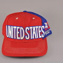 Usa World Cup Vintage Adidas Snapback Hat Photo