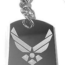 Usaf United States Air Force Proud Sister Wings - Metal Ring Key Chain Keychain Photo