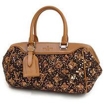 Useda Bag/purse Louis Vuitton Monogram Sunshine Express Handbags D5s Photo