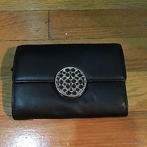 Used Black Coach Wallet Photo