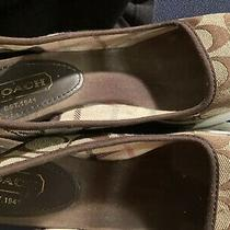 Used Coach Sandals 5.5 Photo