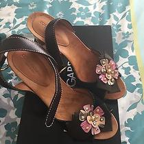 Used Dolce & Gabbana Wood Sandals Photo