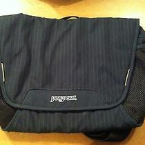 Used Jansport Messenger Bag Laptop Sleeve  Photo
