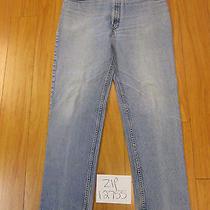 Used Levi 540 Usa Grunge Jean Tag 40x34 Meas 37x33  Zip12755 Photo