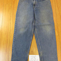 Used Levi 560 Comfort Fit Grunge Jean Tag 36x32 Meas 36x31  Zip12753 Photo