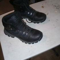 Used Mens Timberland Boots Size 8.5 Photo
