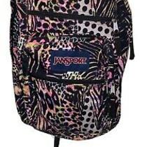 Used Multicolor Jansport Backpack Photo