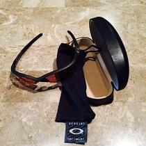 Used Oakley Sport  Sunglasses Photo