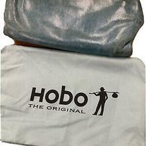 Used Original Hobo International Lauren Wallet Clutch in Turquoise Photo