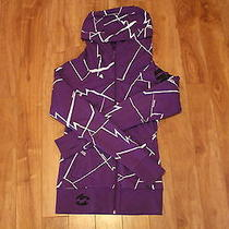 Used Purple Billabong Hoodie  Photo