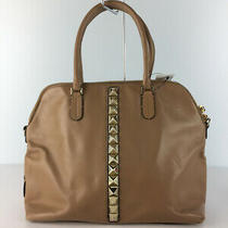 Valentino Garavani Bag Leather Beg Shoulder Chain Missing With Corner Thread Photo