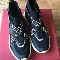 Valentino Garavani Woman Socks Sneakers 8 Us 38 Photo