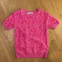 Valentino Lace Sweater Top Photo
