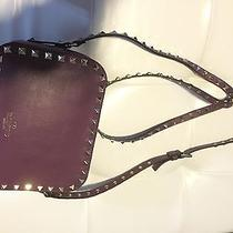 Valentino Leather Rockstud Crossbody Camera Bag  Photo