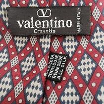 Valentino Mens Designer Tie Photo