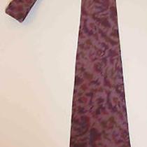 Valentino Purple Silk Tie Photo