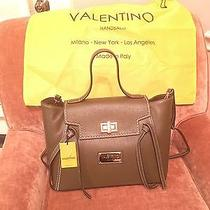 Valentino Purse Camilla Dark Shade of Green Photo