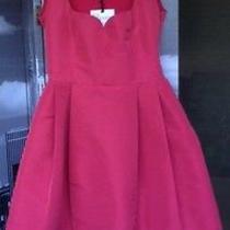 Valentino Red Dress Photo