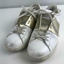 Valentino Renew 40 (24.5cm) Size 40 White Low Cut Sneaker 290 From Japan Photo