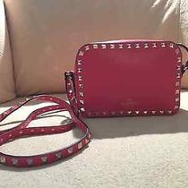 Valentino Rockstud Camera Bag Brand New Photo