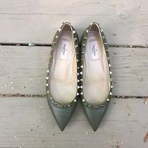 Valentino Rockstud Flats  Photo