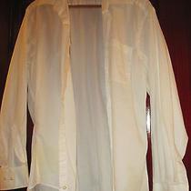 Valentino Roma Men White Dress Shirt Photo