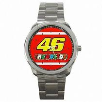 Valentino Rossi the Doctor Custom Sports Metal Watch Mens Watches Womens Watches Photo
