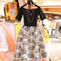 Valentino Style Beautiful Dress Photo