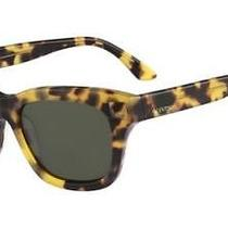 Valentino Sunglasses V670s 280 Vintage Havana  53mm Photo