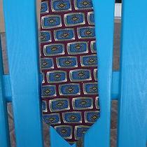 Valentino v Giovanni Pure 100% Silk Tie Photo