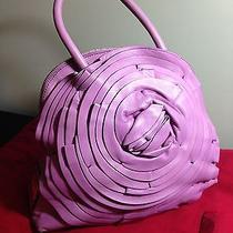 Valentino Violet Rose Bag Photo