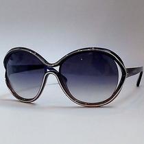 Valentino Women's  Sunglasses  5756  Blue Italy   New Photo