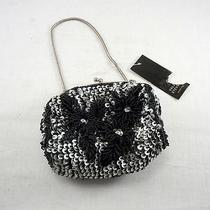 Valerie Stevens Small Beaded  Bagmultii Color Nwt Wrist and Shoulder Strap Photo
