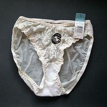 Vanity Fair Pearl Blush Lace Underwear Style  48107 Size Small Photo