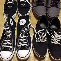 Vans Creative Recreation Converse h&m Sneakers Photo