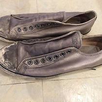 Varvatos Converse Metallic Silver Low Top Size 9 Mens Photo
