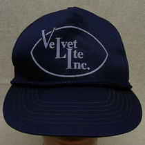 Velvet Lite Inc. - Adjustable Snapback Ball Cap Hat  Photo